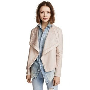 """BB Dakota """"Peppin"""" vegan leather jacket"""